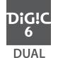Dual DIGIC 6
