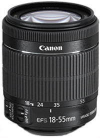 Canon EF-S 18-55mm