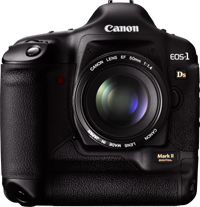 EOS 1Ds Mark II